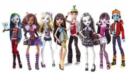 Monster High уже в продаже!