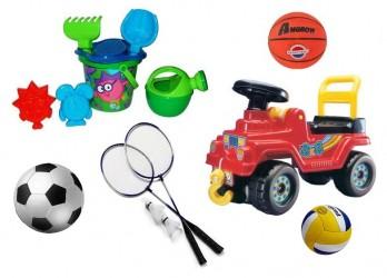 Игрушки-забавы