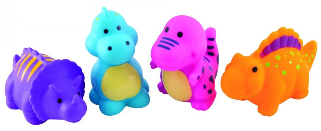 Игрушки для купания.